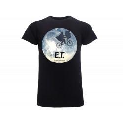 T-Shirt E.T. l'extra-terrestre, cotone 100%. Prodotto originale venduto su licenza.