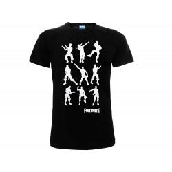 T-Shirt Fortnite FORT-7-155C/100, cotone 100%. Prodotto originale venduto su licenza.