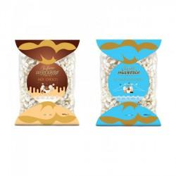 Confetti cioccomandorla mix choco o napoletanità incartati singolarmente. Busta da KG 1