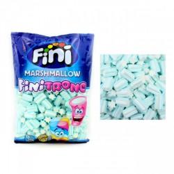 Marshmallow striato azzurro e bianco. 1 KG SENZA GLUTINE