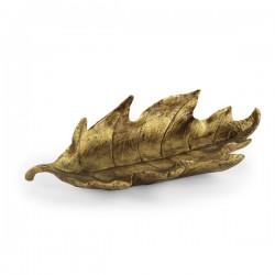 Foglia oro decorativa. CM 53