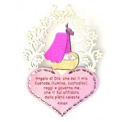 Preghierina per neonata