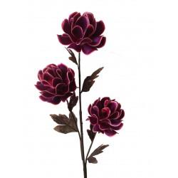 Fiore in legno