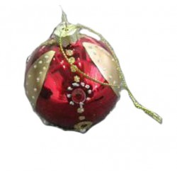 Pallina natalizia 9cm