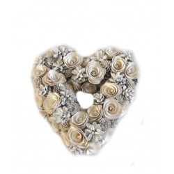 Corona cuore