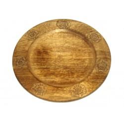 Piatto in legno 31cm