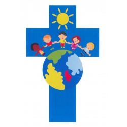 Croce blu 'Idee Bimbo'