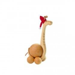Giraffa con sfera 3cm