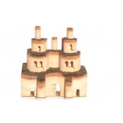Castello Roncolo 8x4x4cm