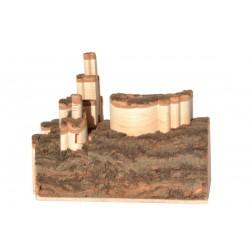 Castello Cornedo 14x8x6cm