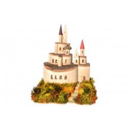 Castello Salorno 16x11,5x12cm