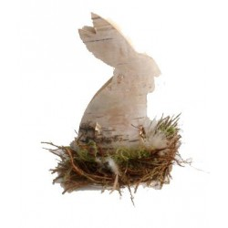 Coniglietti Pasquali 16cm