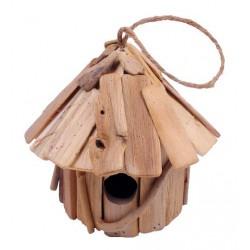 Casetta per uccellini 18x18x18cm