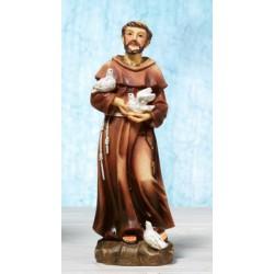 San Francesco in resina. H 13 L. 4.5