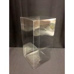 Scatola pvc trasparente CM 12x12 H 24