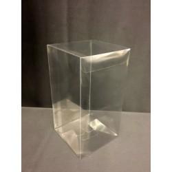 Scatola pvc trasparente CM 9x9 H 18