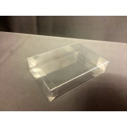 Scatola pvc trasparente CM 9x6 H 2