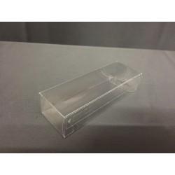 Scatola pvc trasparente CM 9x2 H 3