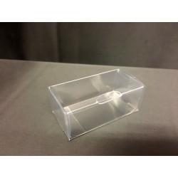 Scatola pvc trasparente CM 8x4 H 3