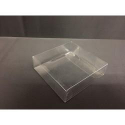 Scatola pvc trasparente CM 7x7 H 2