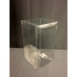 Scatola pvc trasparente CM 6x6 H 12