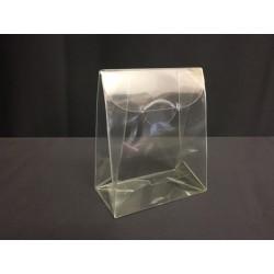 Scatola pvc trasparente forma busta CM 7x4 H 8