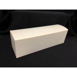 Scatola cartoncino astuccio avorio CM 24x10 H 10