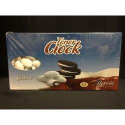 Confetti doppio cioccolato senza mandorla, gusto biscotto fondente. KG 1