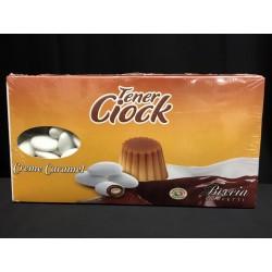 Confetti doppio cioccolato senza mandorla, gusto creme caramel. KG 1