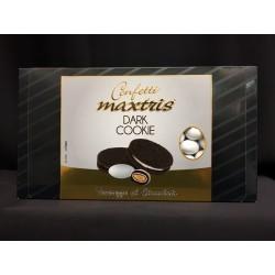 Confetti cioccomandorla, gusto biscotto fondente. KG 1