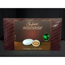 Confetti cioccomandorla classico VERDE. KG 1