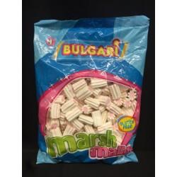 Marshmallow tubolari rosa busta da KG 1