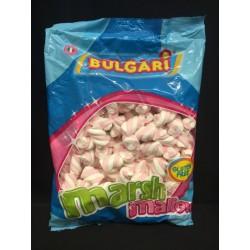 Marshmallow torciglioni rosa busta da KG 1