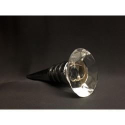 Tappo metallo e vetro. CM 8