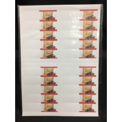 Set 200 bigliettini per bomboniere, formato F 4