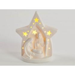 Nativià porcellana con luce LED CM 8 H 13