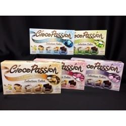Confetti doppio cioccolato sfumati aromatizzati 5 gusti. KG 1