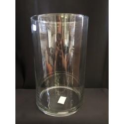 Vaso vetro cilindro H 25 Diam. 15