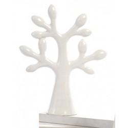 Albero porcellana bianco CM 32
