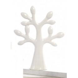 Albero porcellana bianco CM 17