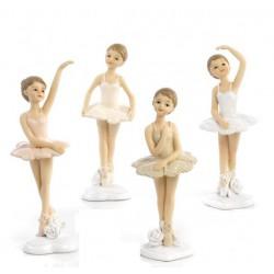 Ballerina resina su punte. Ass 4. CM 13