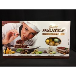 Confetti cioccomandorla, gusti pasticceria e colori misti. KG 1