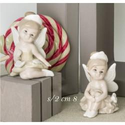 Fatina porcellana seduta. Ass 2. CM 8