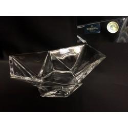 Ciotola in cristallo. CM 15.5x12 H 6