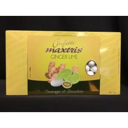 Confetti cioccomandorla, gusto ginger e lime. KG 1