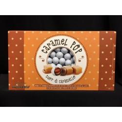 Anima di caramello ricoperta di cioccolato al latte e da un sottile strato di zucchero. KG 1
