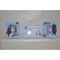 Portafoto superman verticale in resina ass.2