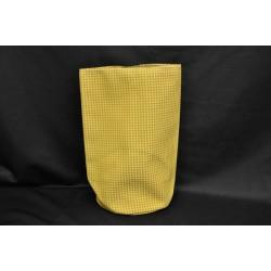 Sacchetto tessuto base rigida H. 23 diam. 12