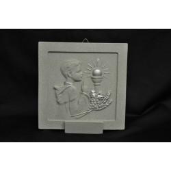 Icona tipo pietra 10x10 con scatola