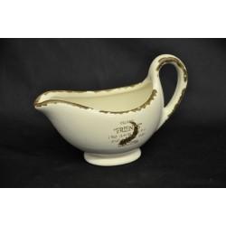 Salsiera ceramica 14x7 H 9
